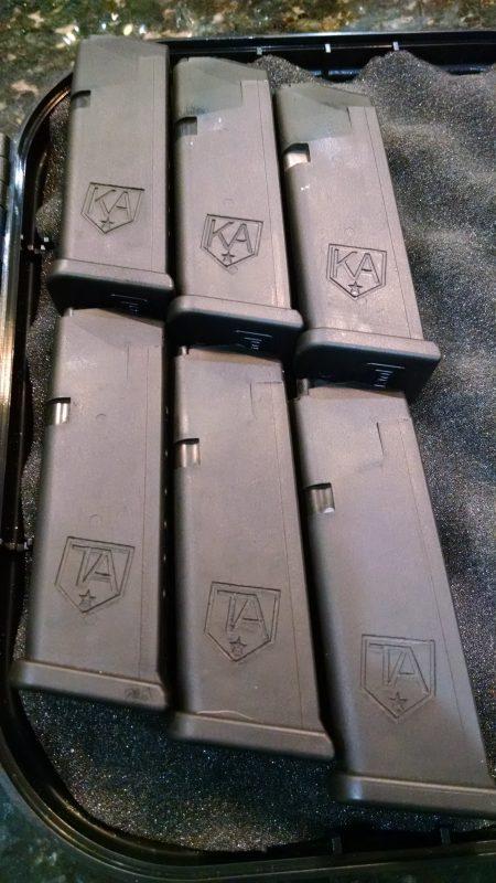 Firearms Engraving Laser Grafix